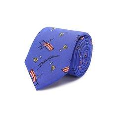 Галстуки Dolce & Gabbana Шелковый галстук Dolce & Gabbana