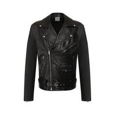 Куртки Vetements Кожаная куртка Vetements