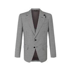 Пиджаки Tom Ford Пиджак из смеси шерсти и шелка Tom Ford