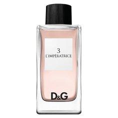 Ароматы для женщин Dolce & Gabbana Туалетная вода 3 LImperatrice Dolce & Gabbana