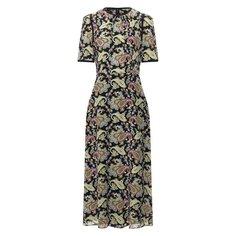 Платья Escada Шелковое платье Escada
