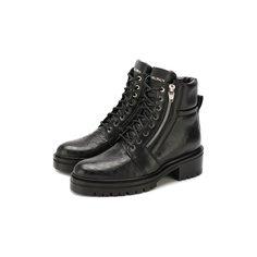 Ботинки Balmain Кожаные ботинки Army Balmain