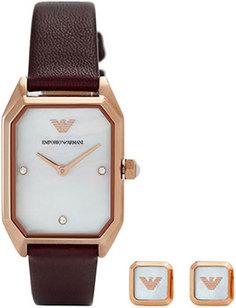 fashion наручные женские часы Emporio armani AR80028. Коллекция Gioia