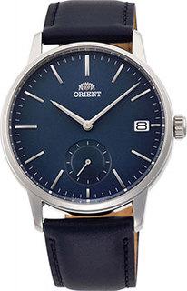 Японские наручные мужские часы Orient RA-SP0004L10B. Коллекция Basic Quartz