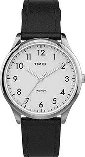 женские часы Timex TW2T72100VN. Коллекция Easy Reader