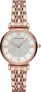 fashion наручные женские часы Emporio armani AR11244. Коллекция Gianni T-Bar