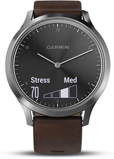 мужские часы Garmin 010-01850-24. Коллекция Vivomove HR