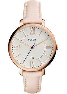 fashion наручные женские часы Fossil ES3988. Коллекция Jacqueline