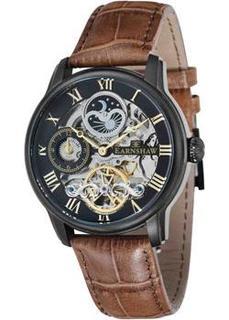 мужские часы Earnshaw ES-8006-10. Коллекция Longitude