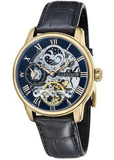 мужские часы Earnshaw ES-8006-05. Коллекция Longitude