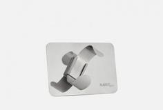 Стальная палитра браслет для смешивания косметики Manly PRO