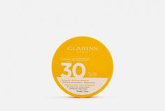 Cолнцезащитный флюид для лица с легким тоном SPF 30 Clarins