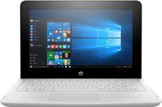 Ноутбук HP x360 11-ab193ur (белый)