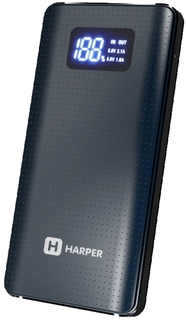 Внешний аккумулятор Harper PB-20000 (серый)