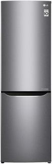 Холодильник LG GA-B419SLJL (серебристый)