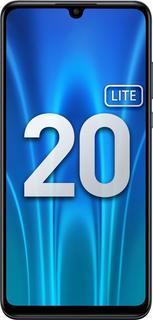 Мобильный телефон Honor 20 Lite 128GB (полночный черный)