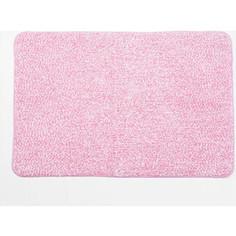 Коврик для ванной комнаты Wasserkraft Inn розовый (BM-4305)