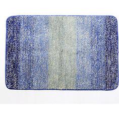 Коврик для ванной комнаты Wasserkraft Lopau синий (BM-1125)
