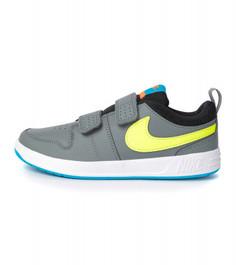 Кеды для мальчиков Nike Pico 5, размер 28,5