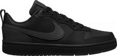 Кеды для мальчиков Nike Court Borough Low 2, размер 34,5