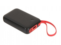 Внешний аккумулятор Baseus Mini S Digital Display 3A Power Bank 10000mAh Black PPXF-A01