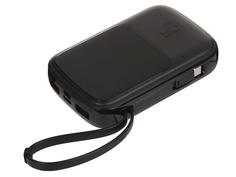Внешний аккумулятор Baseus Qpow Digital Display 3A Power Bank 10000mAh Black PPQD-A01