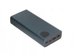 Внешний аккумулятор Baseus Adaman Power Bank 20000mAh Green PPIMDA-A06