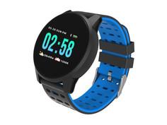 Умные часы Qumann QSW 01 Black-Blue Q-15010