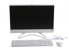 Моноблок HP 24-f0196ur/s White 9CN54EA (Intel Core i5-9400T 1.8 GHz/8192Mb/256Gb SSD/Intel HD Graphics/Wi-Fi/Bluetooth/Cam/23.8/1920x1080/DOS)