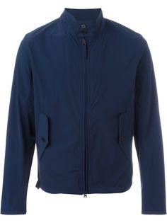 Aspesi куртка-бомбер с карманами с клапанами