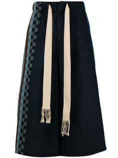 Loewe шорты-бермуды свободного кроя