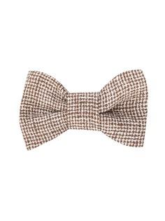 Il Gufo однотонный галстук-бабочка