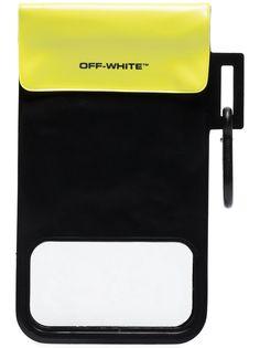 Off-White непромокаемый чехол для телефона