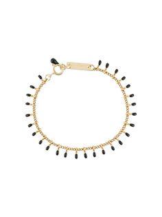 Isabel Marant resin-tip bracelet