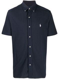 Polo Ralph Lauren рубашка-поло на пуговицах