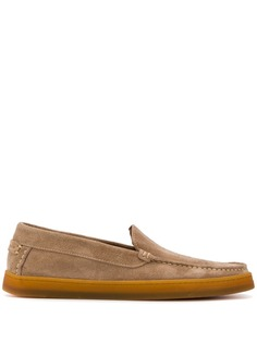 Henderson Baracco Spencer textured style loafers