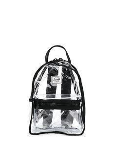 Herschel Supply Co. прозрачный рюкзак с нашивкой-логотипом