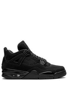 Jordan кроссовки Air Jordan 4 Retro Black Cat 2020