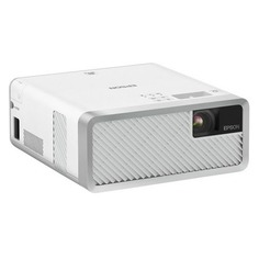 Проектор EPSON EF-100W, бело-серый [v11h914040]