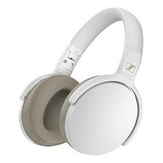 Наушники SENNHEISER HD 350BT, Bluetooth/USB Type-C, мониторные, белый [508385]