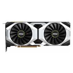 Видеокарта MSI nVidia GeForce RTX 2080Ti , RTX 2080 Ti VENTUS GP OC, 11ГБ, GDDR6, OC, Ret