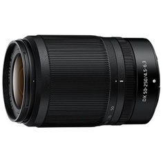 Объектив Nikon NIKKOR Z DX 50-250mm f/4.5-6.3 VR