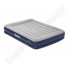 Надувная кровать bestway tritech airbed 203х152х36см 67725 bw