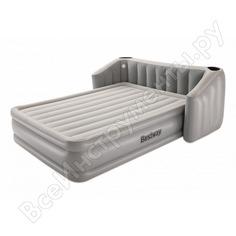 Надувная кровать bestway fullsleep wingback 67620 bw