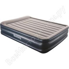Надувная кровать bestway tritech 203х152х46см 67630 bw