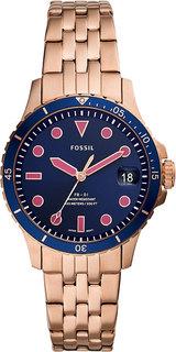 Женские часы в коллекции FB-01 Женские часы Fossil ES4767