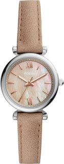 Женские часы в коллекции Carlie Mini Женские часы Fossil ES4530