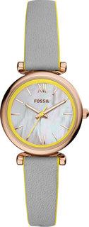 Женские часы в коллекции Carlie Mini Женские часы Fossil ES4834