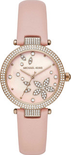 Женские часы в коллекции Parker Женские часы Michael Kors MK6808