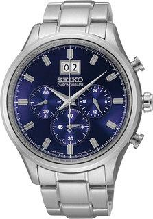 Японские мужские часы в коллекции CS Dress Мужские часы Seiko SPC081P1